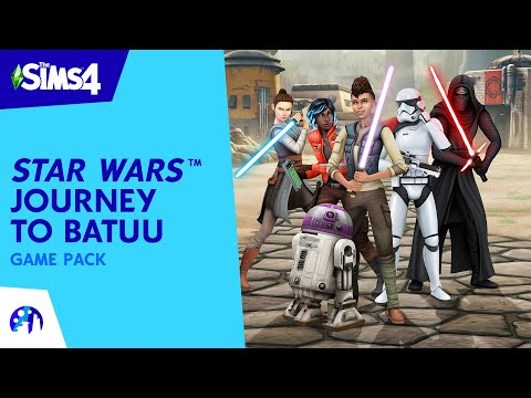 The Sims 4 Star Wars: Journey to Batuu | Official Reveal Trailer