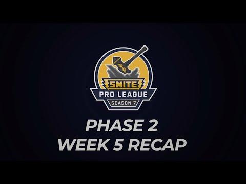 SPL Weekly Recap: Phase 2 Week 5