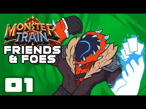 There Is No Such Thing As Too Many Imps! - Let's Play Monster Train [Friends & Foes] - Part 1