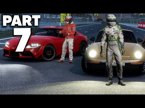 Project CARS 3 Career Mode Gameplay Walkthrough Part 7 - ROAD D CHAMPION