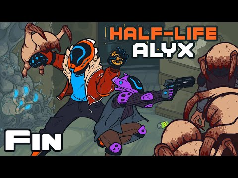 A Suitable Replacement - Let's Play Half-Life Alyx - Oculus Rift S Gameplay Part 23 [Finale]