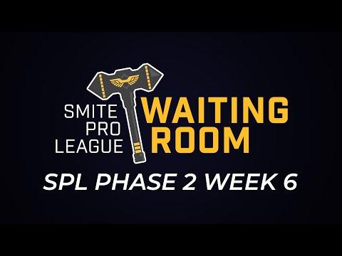 SPL Waiting Room: Phase 2 Week 6