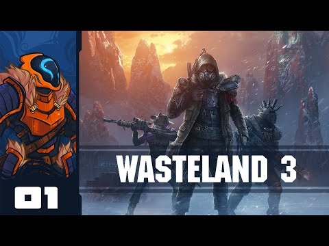 I Am The Law Now! - Let's Play Wasteland 3 - PC Gameplay Part 1