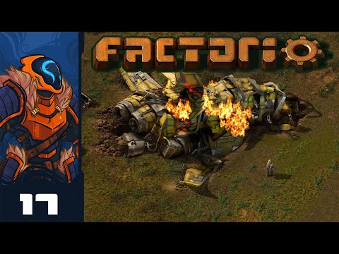 Angry Beeping Intensifies - Let's Play Factorio [1.0 - Heavily Modded] - Part 17