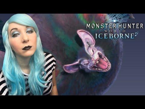 NAKED Odogaron & Hammer Nightshade Paolumu & Narga! - Monster Hunter World Iceborne Part 12