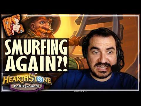 KRIPP = ULTRA SMURFING BULLY! - Hearthstone Battlegrounds