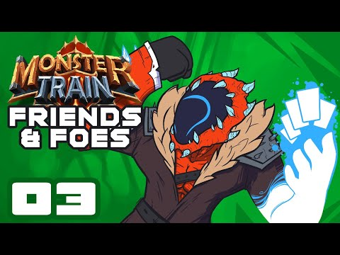 Megaplink - Let's Play Monster Train [Friends & Foes] - Part 3