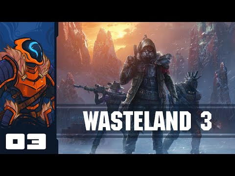 I Swear These Bodies Were Here When I Arrived - Let's Play Wasteland 3 - PC Gameplay Part 3