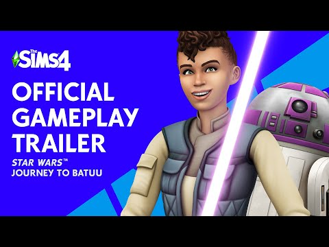 The Sims™ 4 Star Wars™: Journey to Batuu | Official Gameplay Trailer