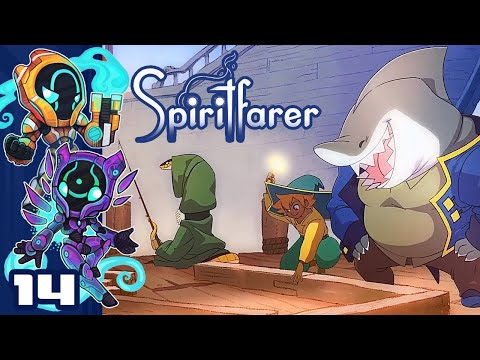 Behold The Turbo Ladder! - Let's Play Spiritfarer - PC Gameplay Part 14