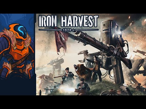 Iron Harvest - Who Would Win: An Army Of Mechs, Or One Healy Bear?
