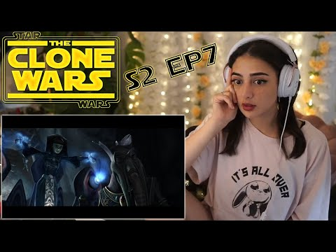 Legacy of Terror / Star Wars: The Clone Wars Reaction & Commentary / S2 EP7