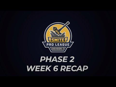 SPL Weekly Recap: Phase 2 Week 6
