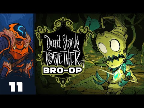 Raindrops Keep Falling On My Head... - Let's Play Don't Starve Together [Bro-Op | Modded] - Part 11