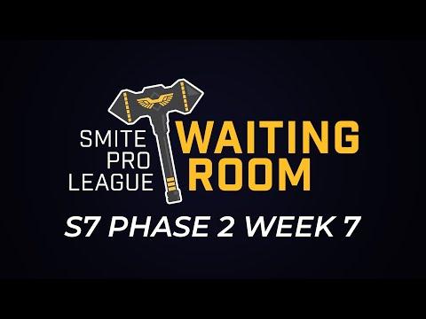 SPL Waiting Room - S7 Phase 2 Week 7