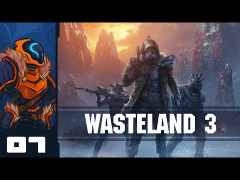 I Already Regret My Decisions - Let's Play Wasteland 3 - PC Gameplay Part 7