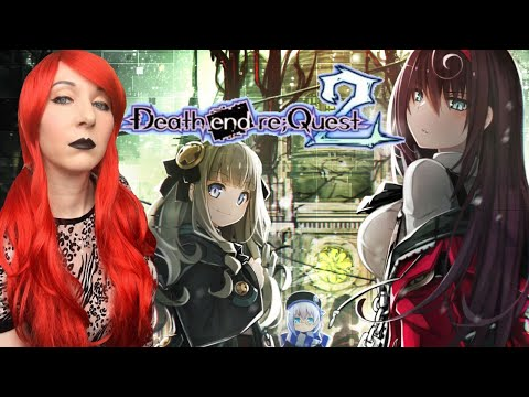 Anime Waifu's And Spooks! - Death end re;Quest 2 Gameplay First Impressions Video Part 1