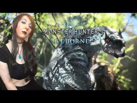 Tobi Kadachi GS and HR Naked Uragaan GS! - Monster Hunter World Iceborne Viewer Challenges Part 15