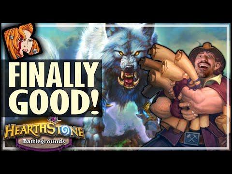 THEY FINALLY MADE RENO GOOD! - Hearthstone Battlegrounds