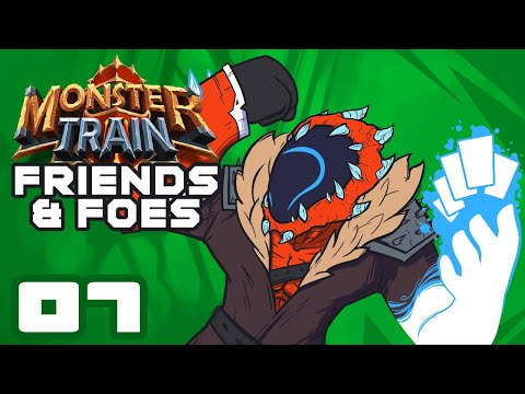 MORE CHUNGUS - Let's Play Monster Train [Friends & Foes] - Part 7