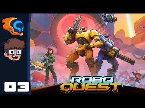 - Let's Play Roboquest [Co-Op With @Retromation] - PC Gameplay Part 3