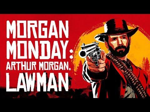 Red Dead Redemption 2 MORGAN MONDAY: ARTHUR MORGAN, LAWMAN (Let's Play RDR2 Ep. 7)