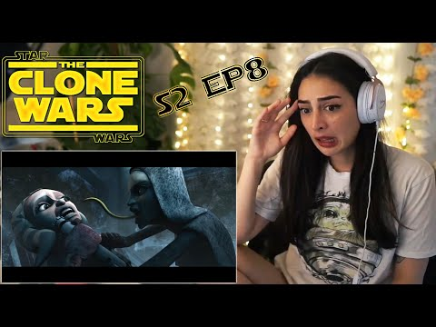 Brain Invaders!!! / Star Wars: The Clone Wars Reaction & Commentary / S2 Ep8