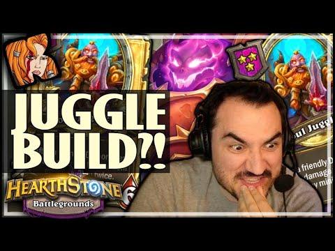 DOES SIX JUGGLER STILL HOLD UP?! - Hearthstone Battlegrounds
