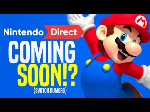 Nintendo's 2020 Heats Up... RUMORED September 2020 Direct!? NEW Switch Joy Con! (Switch Rumors)