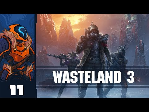 Clonestar Runners - Let's Play Wasteland 3 - PC Gameplay Part 11