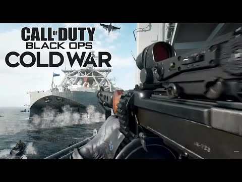 New *CALL OF DUTY: BLACK OPS COLD WAR* Multiplayer Gameplay LIVE!