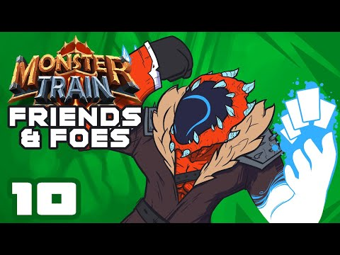 Merry Punchmas! - Let's Play Monster Train [Friends & Foes] - Part 10