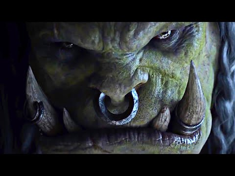 WARCRAFT - Full Movie All Cinematic Trailers 2020 [4K]