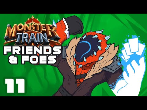 Payday! - Let's Play Monster Train [Friends & Foes] - Part 11