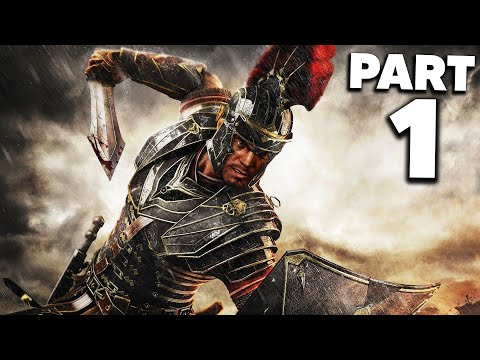 RYSE SON OF ROME Gameplay Walkthrough Part 1 - 7 YEARS LATER