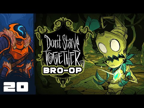 Burn Be Gone - Let's Play Don't Starve Together [Bro-Op | Modded] - Part 20