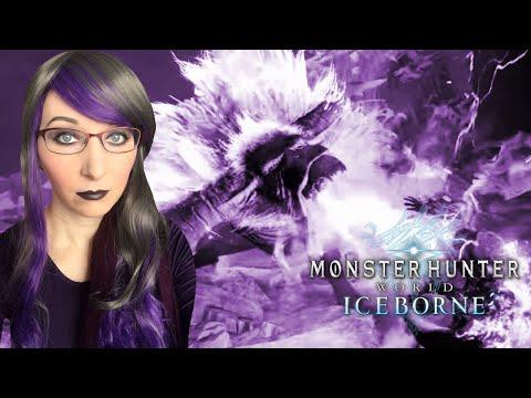 Furious Rajang + NAKED Velkhana LS - Monster Hunter World Iceborne Viewer Challenges Part 18