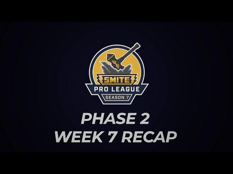 SPL Weekly Recap: Phase 2 Week 7