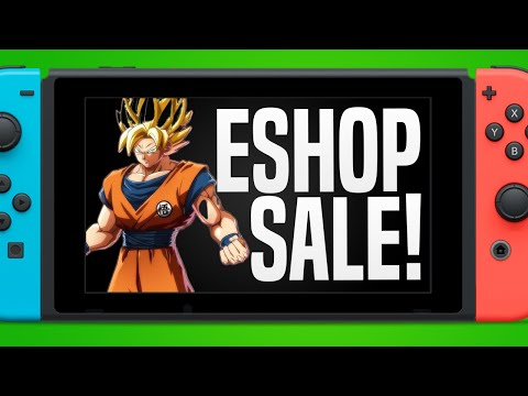 LOWEST Nintendo Switch eShop Games on Sale RIGHT NOW!