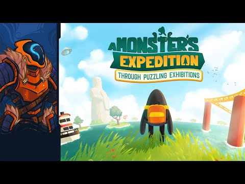 A Monster's Expedition - A Puzzling Stroll Through The Most Inaccurate Museum Ever