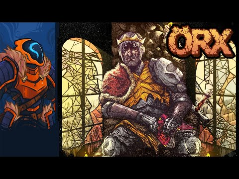 ORX - Some Madman Mixed They Are Billions And Carcassonne, AND ITS AMAZING!