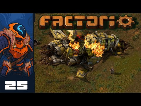 Low Power? How About BIG STEAM?! - Let's Play Factorio [1.0 - Heavily Modded] - Part 25