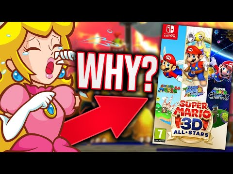 The BIG Problem With Super Mario 3D All Stars Collection
