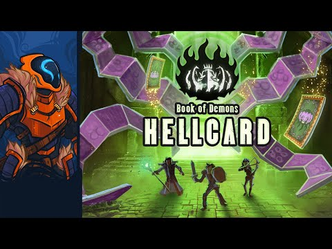 Book of Demons: Hellcard - Defend Your Personal Space In This Tough Roguelike Deckbuilder!