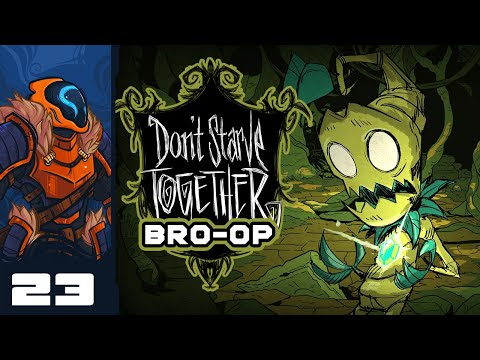How Do We Boat? Poorly - Let's Play Don't Starve Together [Bro-Op | Modded] - Part 23