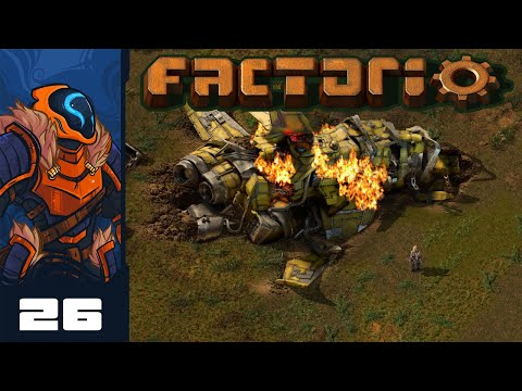 Something From Nothing - Let's Play Factorio [1.0 - Heavily Modded] - Part 26