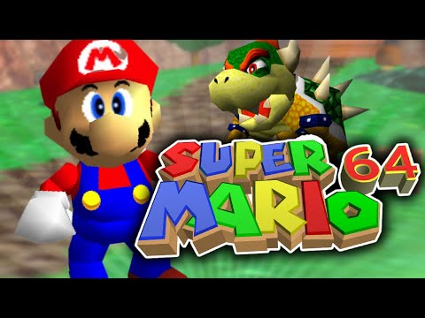 Why Super Mario 64 Is The BEST in Mario 3D All Stars Collection!