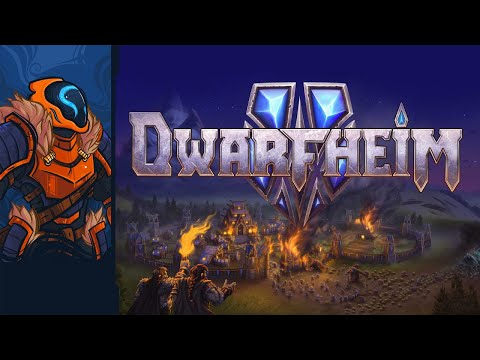 Dwarfheim - Combining Factorio And Warcraft 3 Is A Neat Idea, But It's Still Very Rough