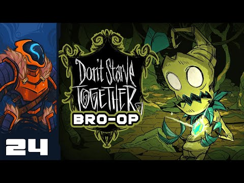 Don't Disregard The Lightning Rod - Let's Play Don't Starve Together [Bro-Op | Modded] - Part 24