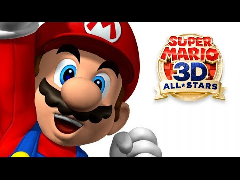 SUPER MARIO 3D ALL STARS GAMEPLAY NINTENDO SWITCH - FULL GAME